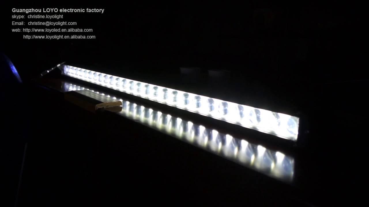 Energy saving rgb led light bar 4wd 4x4 with remote led lights youtube energy saving rgb led light bar 4wd 4x4 with remote led lights arubaitofo Images