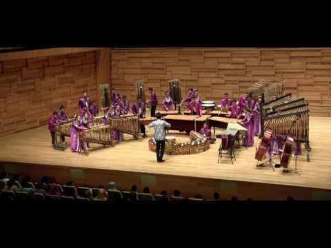 Meridian Secondary School - Salam Terakhir | SYF 2017 | Angklung/Kulintang Ensemble