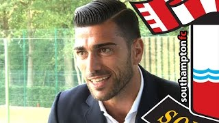Graziano pellè speaks exclusively to southampton's official channel after joining the club on a three-year deal.subscribe y...