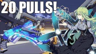 Honkai Impact 3 - 20 Focused Pulls for Mjolnir & Planck! (+ Sakura Samsara Coming)