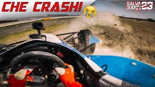 CRASH GRAVE AL PRIMO TEST FORMULA PREDATORS - LIKE A SIR AUTO