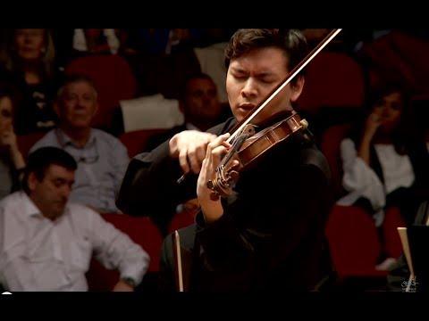 Prokofiev: Violin concerto no. 2 - Stefan Jackiw - Andrew Litton - Sinfónica de Galicia