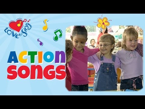 Happiness is Something if you Give it Away | Kids Action Song | Children Love to Sing
