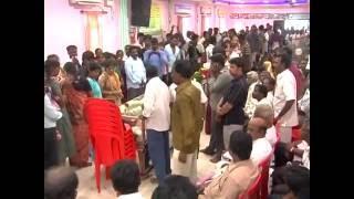 Funeral serviece of Pr.Moses  rajasekar