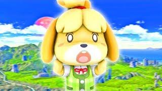 *COUNTER* Isabelle Match Up! (Super Smash Bros Ultimate)