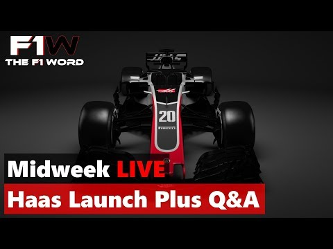 Midweek Live: Taking A Look At The 2018 Haas