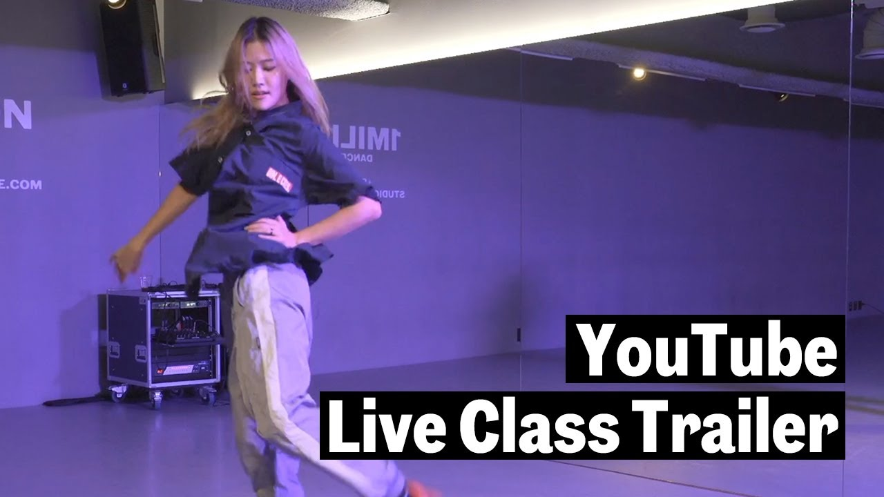 YOUTUBE LIVE CLASS TRAILER / Ara Cho Choreography