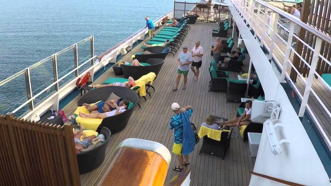 Carnival Valor Puerto Rico Cruise 2015 Youtube