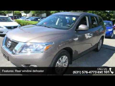 2014 Nissan Pathfinder S   Girard Nissan   Groton, CT 06340
