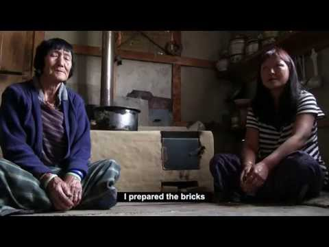 Improved cookstoves change women's lives in Bhutan (full version)