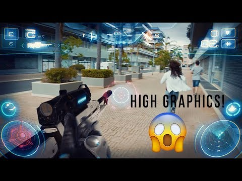 Top 10 AUGMENTED REALITY Games Android/iOS 2020 | Best High Graphics AR Games