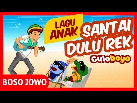 Lagu Anak Jajan Pasar ( BOSO JOWO ) #universalchildren'sday | Kartun Lucu Culoboyo