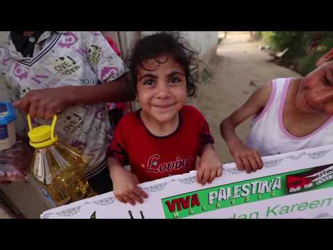Ramadan Food Baskets for needy families in Gaza Strip