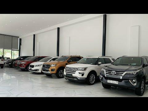 Báo Giá Các Mẫu Xe Ô tô Cũ Siêu Đẹp Bán Giá Cực Rẻ tại Hải Nam Ô tô | P1 Tháng 06-2021