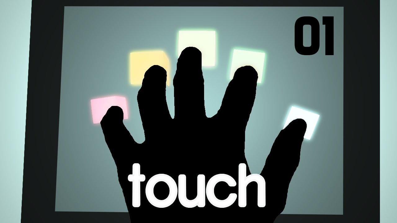 Unity Touchscreen Input Tutorial