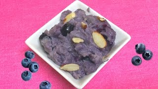 Blueberry Halwa Sugar Free | Indian Dessert Video Recipe(Sugar free dessert More recipes at http://www.bhavnaskitchen.com E-store: http://astore.amazon.com/indian0c-20 Topics @ http://www.bhavnainthekitchen.com ..., 2016-08-04T19:11:12.000Z)