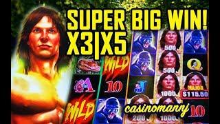 🔥SUPER BIG WIN!🔥 TARZAN GRAND SLOT🙊 - UNBELIEVABLE! -🦍 Slot Machine Bonus