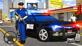 Cop Car Driving Simulator: Police Car Chase - Android Gameplay screenshot 3