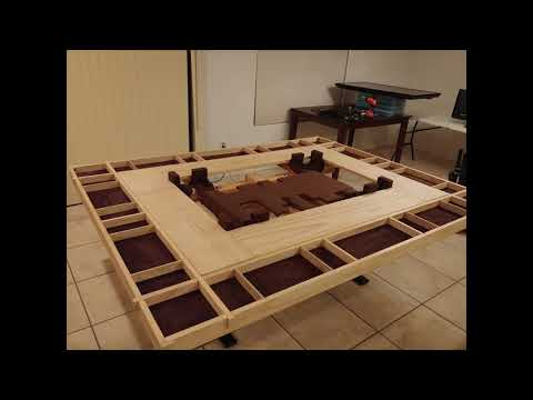 Cantrippin's Gaming Table Build