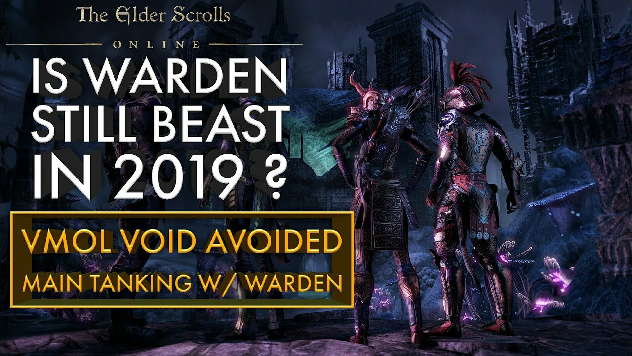 Eso Best Tank Class 2020 ESO|| Warden Is Best Tank Until Necromancer Came Out!   YouTube