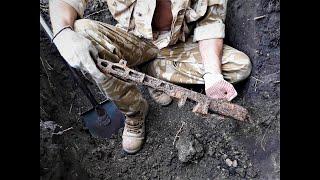 Фильм 101 Раскопки в полях Второй Мировой ВойныFilm 101 Excavation In Fields Of World War