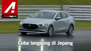 All New Mazda 3 2019 Review & Test Drive in Japan