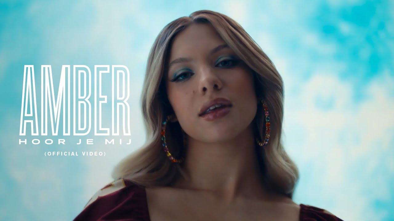VIDEOCLIP: Amber - Hoor je mij