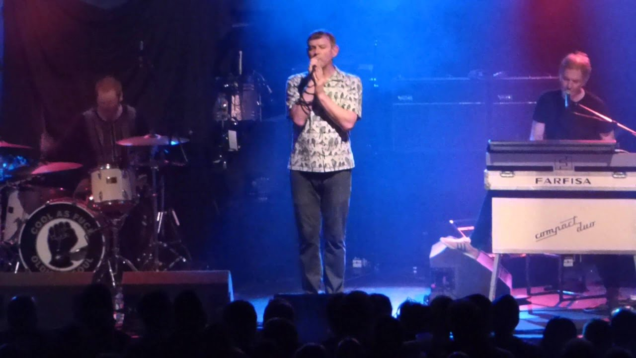 Inspiral Carpets Live At Brixton Academy