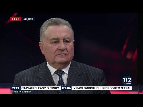 Евгений Марчук в