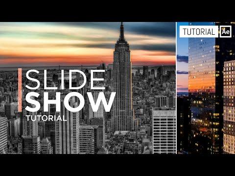 Slideshow [Transición de imágenes] - Tutorial After Effects [Español]