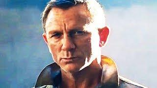 JAMES BOND 007 MOURIR PEUT ATTENDRE Bande Annonce Teaser (2020) Daniel Craig