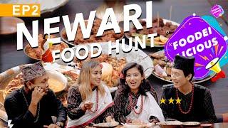 Newari Food Hunt  Foodielicious  PowerRangers