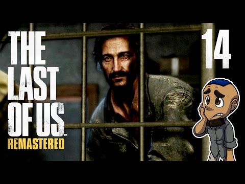 The Last of Us Remastered | Part 14 | DAVID & THE CANNIBALS