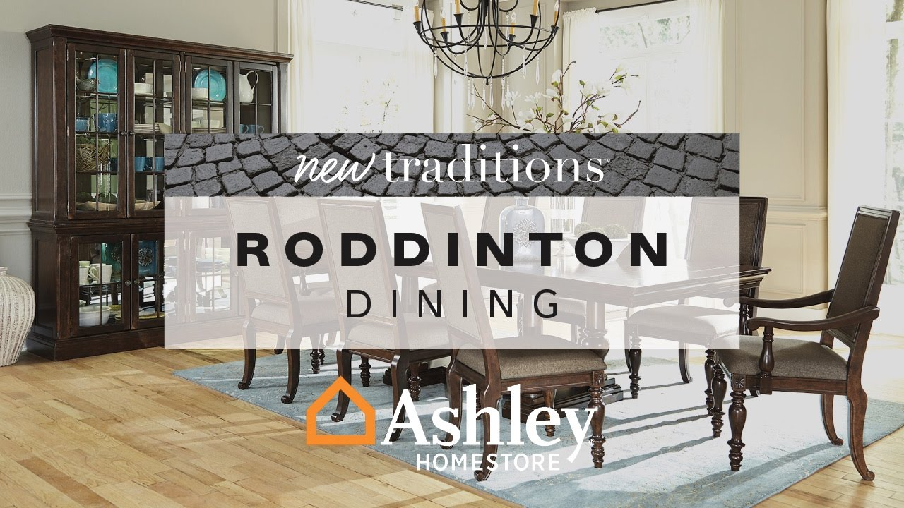 Ashley Home Roddinton Dining Room