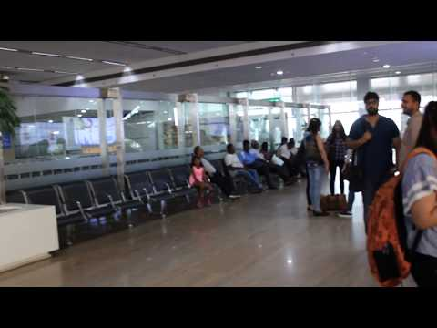 Jaipur International Airport | Arrival Lounge | No Editing