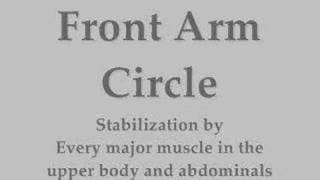 Joseph  Pilates  strength  stretch  cords  arm  circles  b