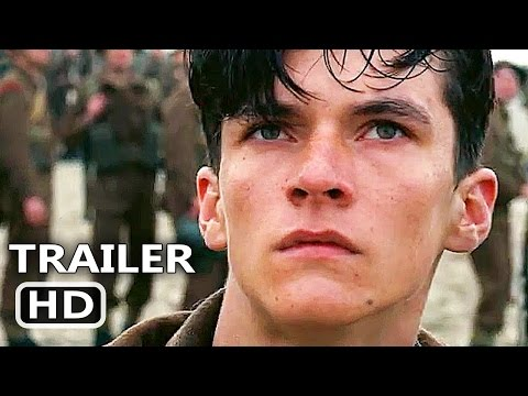 Thumbnail: DUNKIRK Official Trailer 2 (2017) Christopher Nolan, Harry Styles Movie HD
