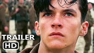 DUNKIRK Official Trailer 2 (2017) Christopher Nolan, Harry Styles Movie HD