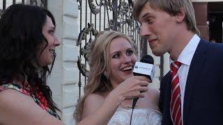Жаркая свадьба Алексея и Марии (Майкоп)