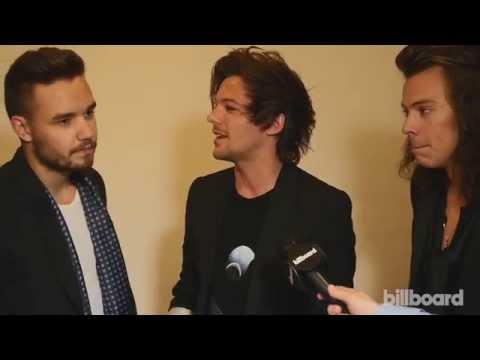 One Direction on 'No Control,' Speech Fail & Next Album: 2015 Billboard Music Awards