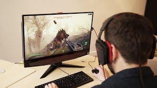Быстрый обзор | игровой моноблок Lenovo