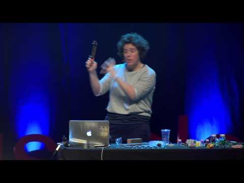 The Performativity of Matter: Zoe Laughlin at TEDxBrussels