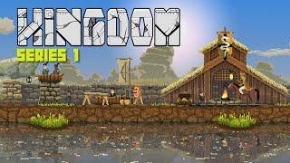 Ep 1 - Let's play Kingdom! A 2D pixelart sidescrolling adventure!