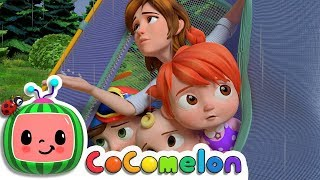 Rain Rain Go Away | CoCoMelon Nursery Rhymes & Kid