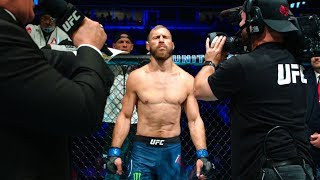 Cowboy Cerrone describes his emotions walking out for a UFC fight