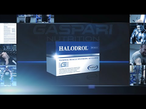 Rich Gaspari Breaking Down the Science Behind Halodrol