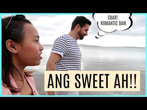 ROMANTIC SI MISTER NGAYON AH!! ❤️ | rhazevlogs