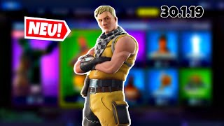 FORTNITE DAILY ITEM SHOP 30.1.19 | NEW TAXI BEN SKIN IS HERE!!