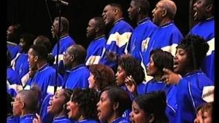 "The Georgia Mass Choir - ""They That Wait On The Lord"""