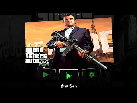 GTA 5 ON ANDROID HIGHY GRAPHIC (400 MB )  VISA 2